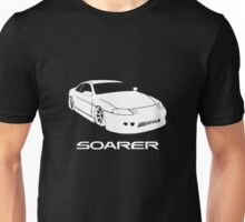 Soarer with Soarer Text Unisex T-Shirt