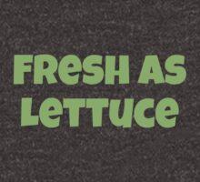 Fresh as Lettuce by nyah14