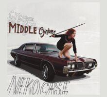 Neko Case - Middle Cyclone by statostatostato