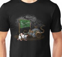 Give a Mouse a Cog Unisex T-Shirt