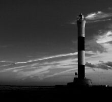 The New Lighthouse, Dungeness by NeverBeige