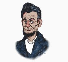 Dishonest Abe by billmain