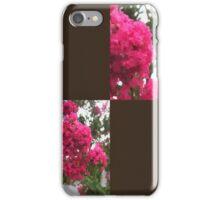 Crape Myrtle Blank Q3F0 iPhone Case/Skin
