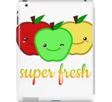 Super Fresh iPad Case/Skin