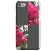 Crape Myrtle Blank Q6F0 iPhone Case/Skin