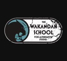 The Wakandan School For Alternative Studies T-Shirt