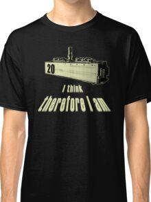 Bomb #20  -   Cult Sci-Fi T Shirt Classic T-Shirt
