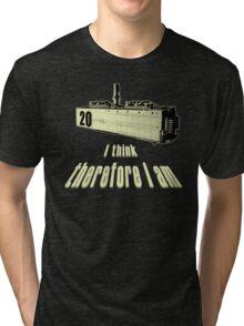 Bomb #20  -   Cult Sci-Fi T Shirt Tri-blend T-Shirt
