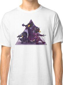 Samurai Ninja Penguin Team Classic T-Shirt