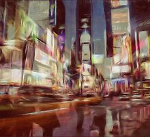 TIME SQUARE  by Jean-François Dupuis