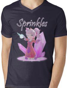 Chibi Gnome Mage - Sprinkles Mens V-Neck T-Shirt