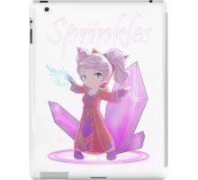 Chibi Gnome Mage - Sprinkles iPad Case/Skin