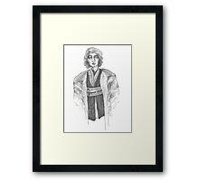Anakin Skywalker Framed Print
