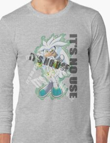 Sonic The Hedgehog [2006]: It's No Use! Long Sleeve T-Shirt