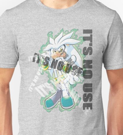 Sonic The Hedgehog [2006]: It's No Use! Unisex T-Shirt