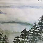 Misty Mountain by Hal Newhouser