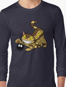Kitten Bus! Long Sleeve T-Shirt