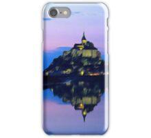 Mont St. Michel  iPhone Case/Skin