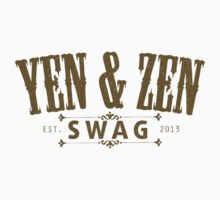 Y&Z The Old West Brown by Yen & Zen™