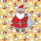 Santa Claus =) by -ashetana-