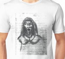 religous girl Unisex T-Shirt