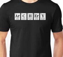 ArCHErY (white) Unisex T-Shirt