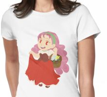 Popuri - Harvest Moon Womens Fitted T-Shirt