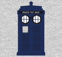 The Potter Tardis by Chefoeuvre
