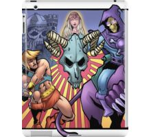 He-man Masters of the Universe  iPad Case/Skin