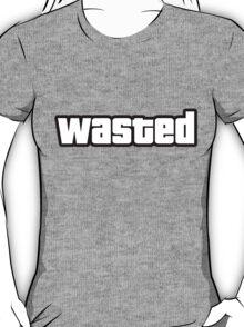 WASTED - GTA T-Shirt