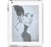 Lady Gray iPad Case/Skin