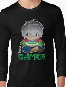 Gamer, GTA, RPG, Console, xbox, playstation, wii Long Sleeve T-Shirt