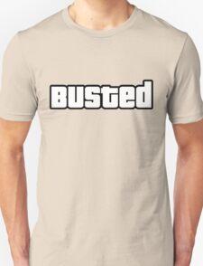 BUSTED - GTA T-Shirt