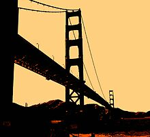 Golden Gate Bridge by Nathan Jekich