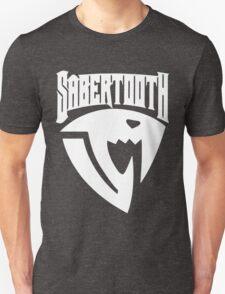 Sabertooth (White) T-Shirt