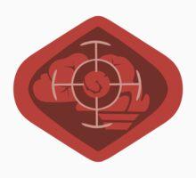 Psychonauts - Marksmanship badge by marvelousghost