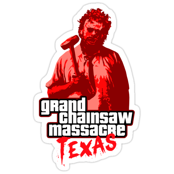 Grand Chainsaw Massacre: Texas by Baznet
