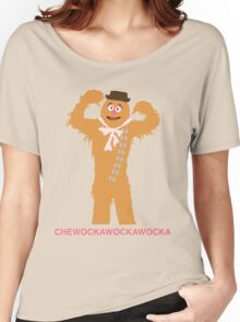 CHEWOCKAWOCKAWOCKA Women's Relaxed Fit T-Shirt