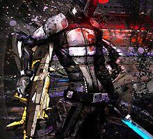 Zer0 - The Assassin by rjzinger