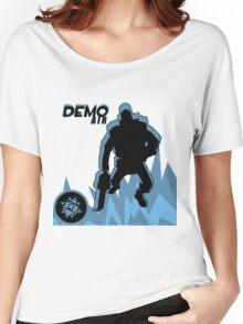 BLU Demoman - Team Fortress 2 Women's Relaxed Fit T-Shirt