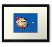2011 Special Shapes - Tic Toc Framed Print