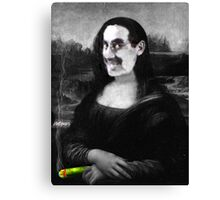 Mona Grouchironi Canvas Print