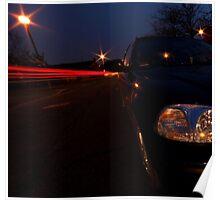 Brake Lights Poster