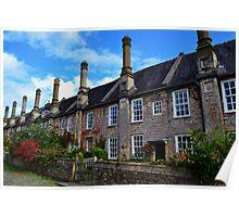 Vicars Close, Wells Poster