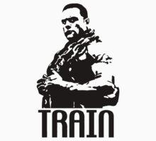 Train IV One Piece - Short Sleeve