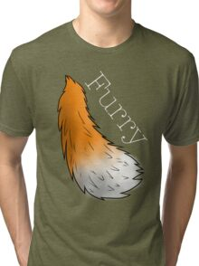 Furry! Tri-blend T-Shirt
