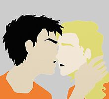 Simplistic Percabeth by rbx11