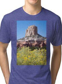 butte Tri-blend T-Shirt