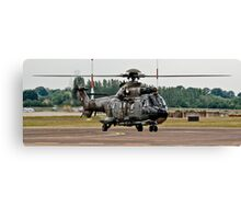 T-314 Aerospatiale AS.332 Puma of the Swiss Air Force Canvas Print