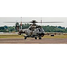 T-314 Aerospatiale AS.332 Puma of the Swiss Air Force Photographic Print